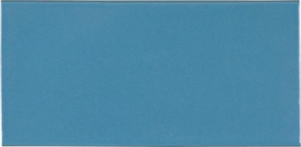 PLACA EXTRUDADA AZUL CAPRI BRILHANTE 24 X 11.6  C